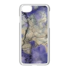 Marbled Structure 5b2 Apple Iphone 7 Seamless Case (white)