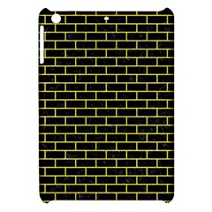 Brick1 Black Marble & Gold Glitter Apple Ipad Mini Hardshell Case