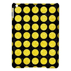 Circles1 Black Marble & Gold Glitter Ipad Air Hardshell Cases