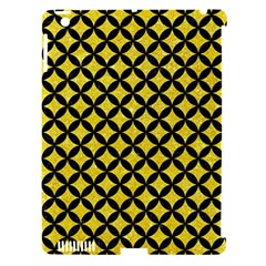 Circles3 Black Marble & Gold Glitter (r) Apple Ipad 3/4 Hardshell Case (compatible With Smart Cover)