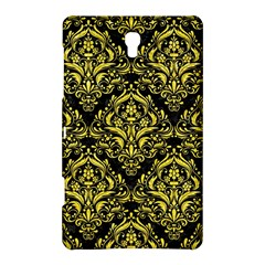 Damask1 Black Marble & Gold Glitter Samsung Galaxy Tab S (8 4 ) Hardshell Case