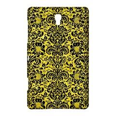 Damask2 Black Marble & Gold Glitter (r) Samsung Galaxy Tab S (8 4 ) Hardshell Case