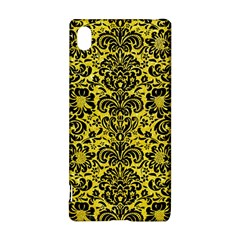 Damask2 Black Marble & Gold Glitter (r) Sony Xperia Z3+