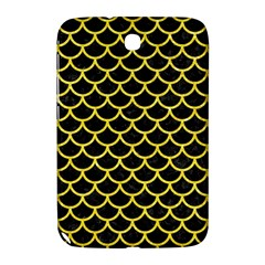 Scales1 Black Marble & Gold Glitter Samsung Galaxy Note 8 0 N5100 Hardshell Case