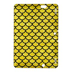 Scales1 Black Marble & Gold Glitter (r) Kindle Fire Hdx 8 9  Hardshell Case
