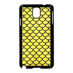 Scales1 Black Marble & Gold Glitter (r) Samsung Galaxy Note 3 Neo Hardshell Case (black)