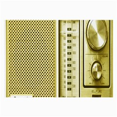 I Love My Radio! Large Glasses Cloth (2 Side)