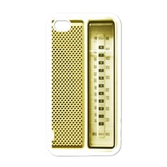 I Love My Radio! Apple Iphone 4 Case (white)