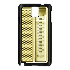 I Love My Radio! Samsung Galaxy Note 3 N9005 Case (black)