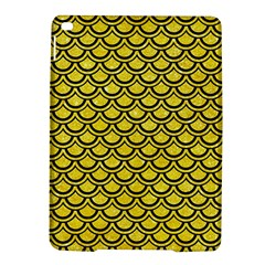 Scales2 Black Marble & Gold Glitter (r) Ipad Air 2 Hardshell Cases