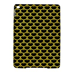 Scales3 Black Marble & Gold Glitter Ipad Air 2 Hardshell Cases