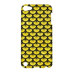 Scales3 Black Marble & Gold Glitter (r) Apple Ipod Touch 5 Hardshell Case