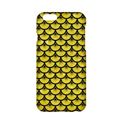 Scales3 Black Marble & Gold Glitter (r) Apple Iphone 6/6s Hardshell Case