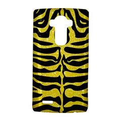 Skin2 Black Marble & Gold Glitter Lg G4 Hardshell Case