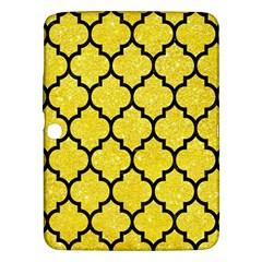 Tile1 Black Marble & Gold Glitter (r) Samsung Galaxy Tab 3 (10 1 ) P5200 Hardshell Case