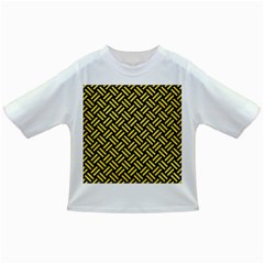 Woven2 Black Marble & Gold Glitter Infant/toddler T Shirts