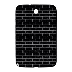Brick1 Black Marble & Gray Colored Pencil Samsung Galaxy Note 8 0 N5100 Hardshell Case