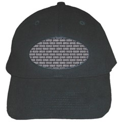 Brick1 Black Marble & Gray Colored Pencil (r) Black Cap
