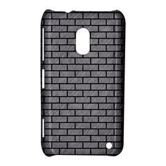 Brick1 Black Marble & Gray Colored Pencil (r) Nokia Lumia 620
