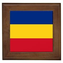 Gozarto Flag Framed Tiles