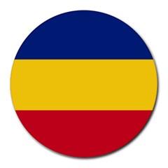Gozarto Flag Round Mousepads