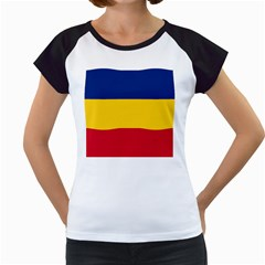 Gozarto Flag Women s Cap Sleeve T