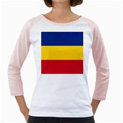 Gozarto Flag Girly Raglans