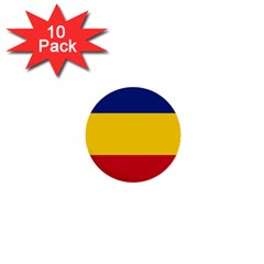 Gozarto Flag 1  Mini Buttons (10 Pack)