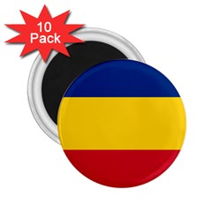 Gozarto Flag 2 25  Magnets (10 Pack)