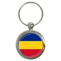 Gozarto Flag Key Chains (round)