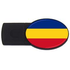 Gozarto Flag Usb Flash Drive Oval (2 Gb)