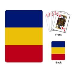 Gozarto Flag Playing Card