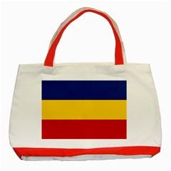 Gozarto Flag Classic Tote Bag (red)