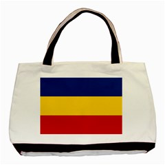 Gozarto Flag Basic Tote Bag (two Sides)