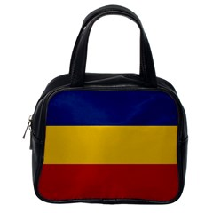 Gozarto Flag Classic Handbags (one Side)