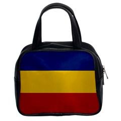 Gozarto Flag Classic Handbags (2 Sides)