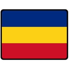 Gozarto Flag Fleece Blanket (large)