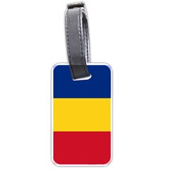 Gozarto Flag Luggage Tags (one Side)