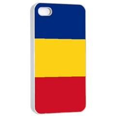 Gozarto Flag Apple Iphone 4/4s Seamless Case (white)