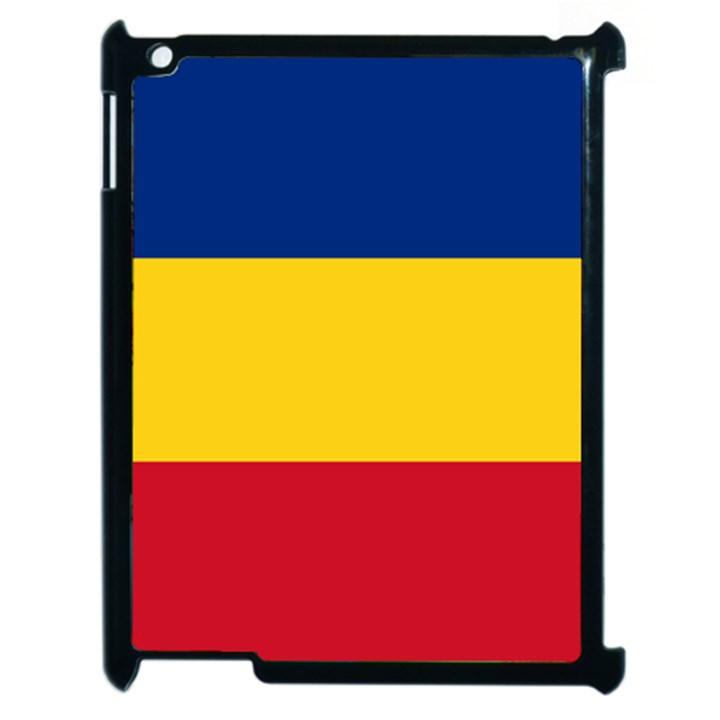 Gozarto Flag Apple iPad 2 Case (Black)