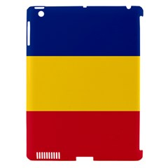 Gozarto Flag Apple Ipad 3/4 Hardshell Case (compatible With Smart Cover)
