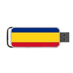 Gozarto Flag Portable Usb Flash (two Sides)