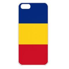 Gozarto Flag Apple Iphone 5 Seamless Case (white)