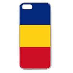 Gozarto Flag Apple Seamless Iphone 5 Case (clear)