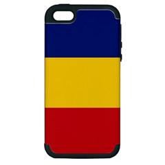 Gozarto Flag Apple Iphone 5 Hardshell Case (pc+silicone)