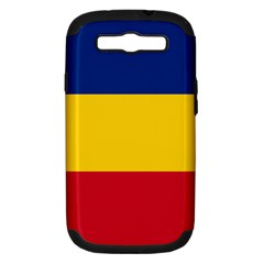 Gozarto Flag Samsung Galaxy S Iii Hardshell Case (pc+silicone)