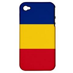 Gozarto Flag Apple Iphone 4/4s Hardshell Case (pc+silicone)