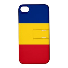 Gozarto Flag Apple Iphone 4/4s Hardshell Case With Stand