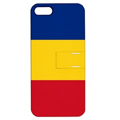 Gozarto Flag Apple Iphone 5 Hardshell Case With Stand