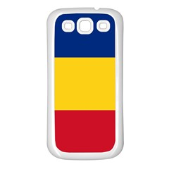 Gozarto Flag Samsung Galaxy S3 Back Case (white)